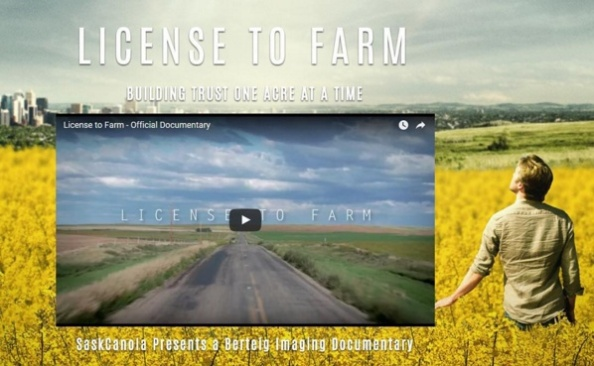 license to farm